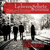 Lebensgebete: Music and Devotion by Thios Omilos