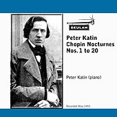 Chopin: Nocturnes by Peter Katin