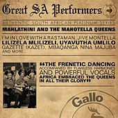 Great South African Performers - Mahlathini & Mahotella Queens by Mahlathini