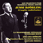 Jussi Björling: L'ospite Radiofonico by Jussi Björling
