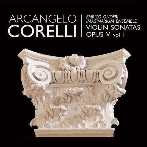 Corelli: Violin Sonatas by Enrico Onofri