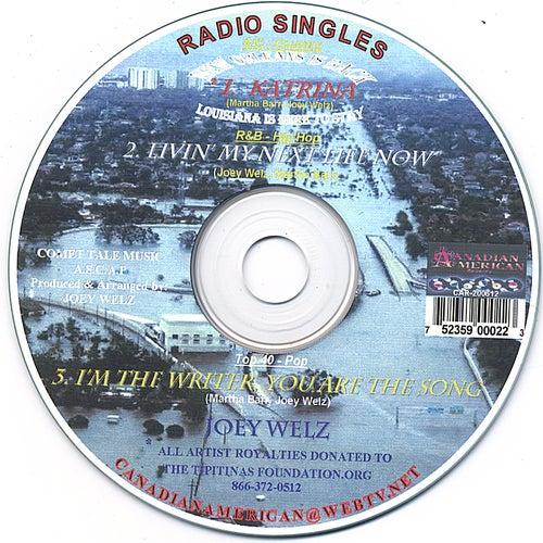 Radio Singles/Katrina by Joey Welz