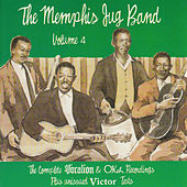 The Memphis Jug Band, Vol. 4 by Memphis Jug Band