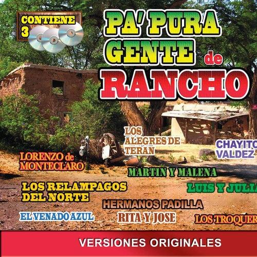 Pa' Pura Gente de Rancho by Various Artists