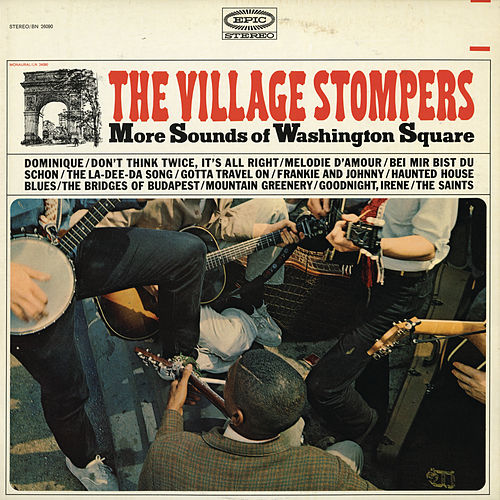 More Sounds of Washington Square by The Village Stompers