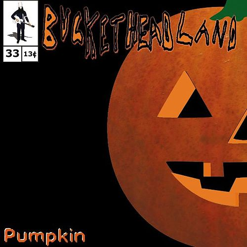 Pumpkin by Buckethead