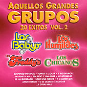 Aquellos Grandes Grupos: 20 Exitos, Vol. 2 by Various Artists