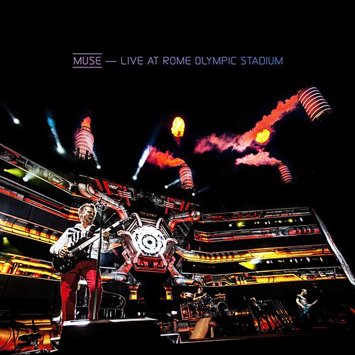 Live At Rome Olympic Stadium by Muse