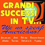 Grandi successi in tv... we no speak americano! (Zum zum zum, cicale, bobo step, buonasera buonasera, sbirulino, tuca tuca, fatti più in là, il geghegè...) by Various Artists