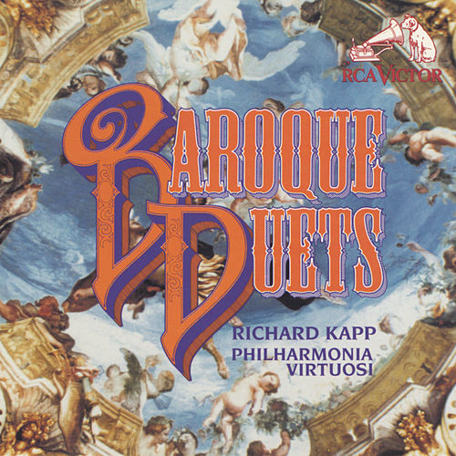 Baroque Duets by Richard Kapp