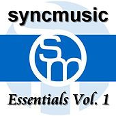 syncmusic - Essentials, Vol. 1 (Gema-Pflichtige Musik-Bibliothek Speziell Für Film & Fernsehen) von Various Artists