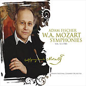 Mozart: Symphonies, Vol. 12 by Danish National Chamber Orchestra
