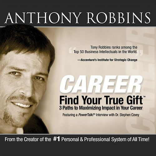 Career - Find Your True Gift - EP by Anthony Robbins