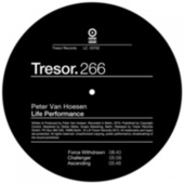 Life Performance EP by Peter Van Hoesen