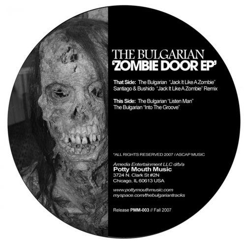 Zombie Door EP by Various Artists