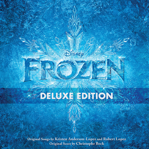 Frozen by Idina Menzel