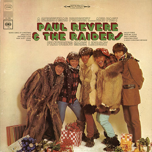 A Christmas Present...And Past by Paul Revere & the Raiders