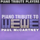 Piano Tribute to Paul McCartney by Piano Tribute Players