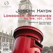 Haydn: Londoner Symphonien Nr. 99, 100 & 101 (London Symphonies) by Various Artists