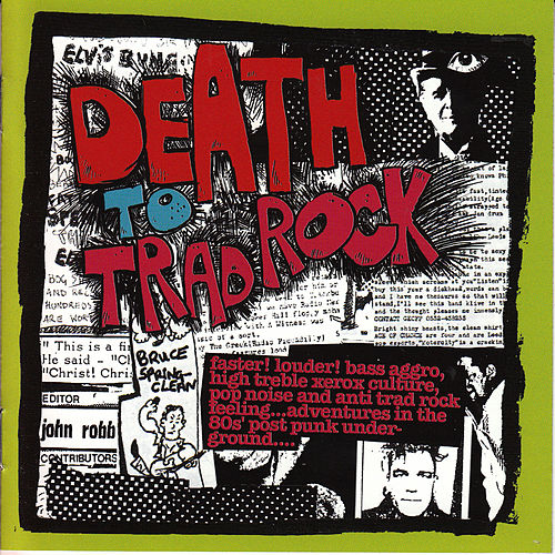 Death to Trad Rock by Various Artists