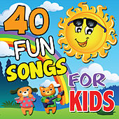 40 Fun Songs for Kids by Tinsel Town Kids