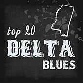 Top 20 Delta Blues by Various Artists