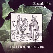 Black-edged Visiting Card by Broadside Electric