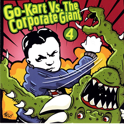 Go-Kart Vs. The Corporate Giant by Various Artists
