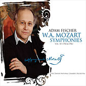 Mozart: Symphonies, Vol. 10 by Danish National Chamber Orchestra