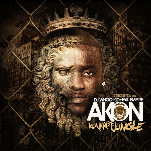 Konkrete Jungle by Akon