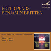 Peter Pears & Benjamin Britten: Performances in Leningrad (Live) by Benjamin Britten
