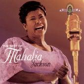 The Best Of Mahalia Jackson by Mahalia Jackson