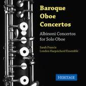 Albinoni Oboe Concertos by Sarah Francis
