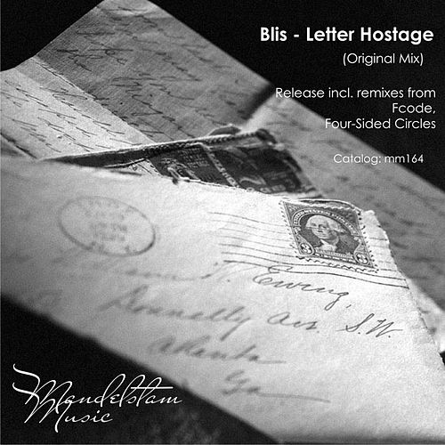 Letter Hostage by Blis