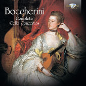 Boccherini: Complete Cello Concertos by Enrico Bronzi