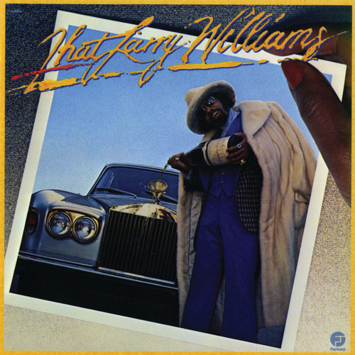 That Larry Williams by Larry Williams
