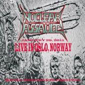 Metal Merchants Festival: Live in Oslo, Norway (Jan 29, 2011) by Nuclear Assault