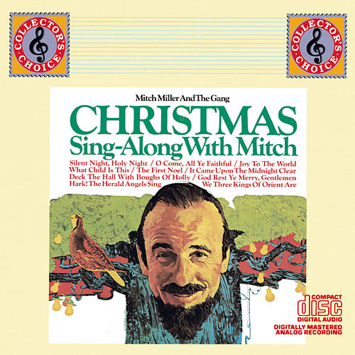 Christmas Sing Along With Mitch by Mitch Miller