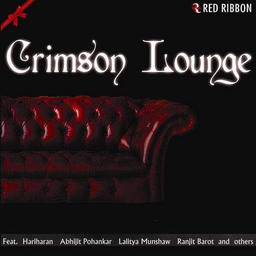 Crimson Lounge by Lalitya Munshaw