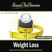 Weight Loss: Isochronic Tones Brainwave Entrainment by Binaural Mind Dimension