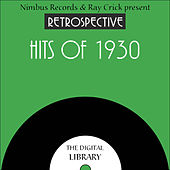 A Retrospective Hits of 1930 by Various Artists