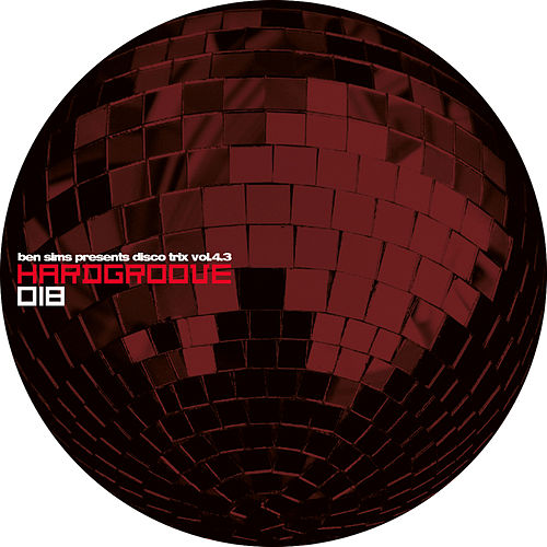 Disco Trix Vol 4.3 by Ben Sims