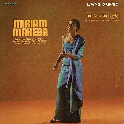 Miriam Makeba by Miriam Makeba