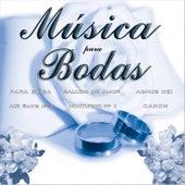 Música para Bodas by Various Artists