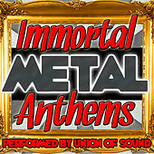 Immortal Metal Anthems by Union Of Sound
