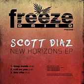 New Horizons EP by Scott Diaz