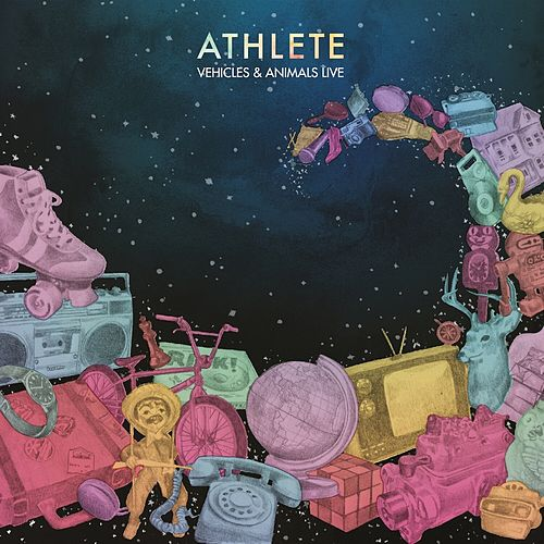Vehicles & Animals (Live) by Athlete