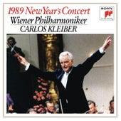Neujahrskonzert / New Year's Concert 1989 by Carlos Kleiber