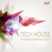 Tech House Autumn Essentials 2013 by Various Artists