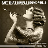 Not That Simple Sound, Vol. 1 - Premium Lounge and Downtempo Moods by Various Artists